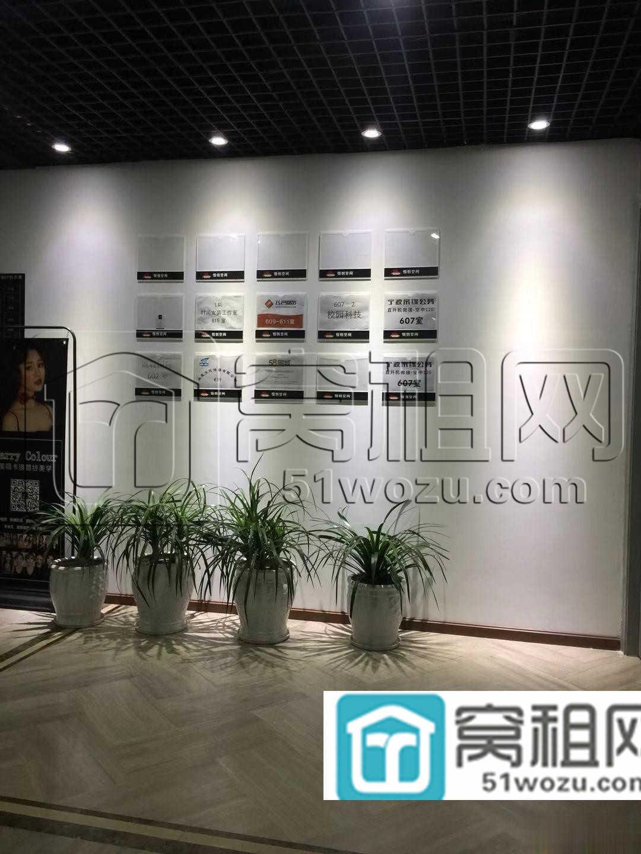 宁波世贸中心对面江厦银座写字楼32平米小面积出租