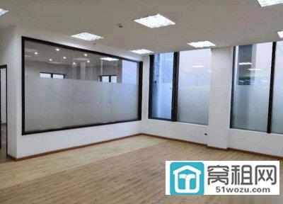 宁波高新区轿辰大厦隔壁博浪大厦187平米精装修办公室出租