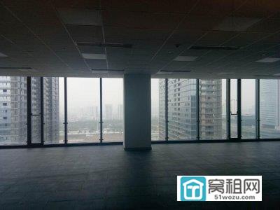 宁波中心写字楼392平 精装修办公室出租