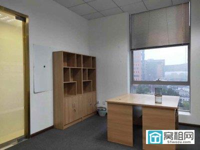 宁波南苑新城酒店写字楼175平米精装修朝东面办公室出租