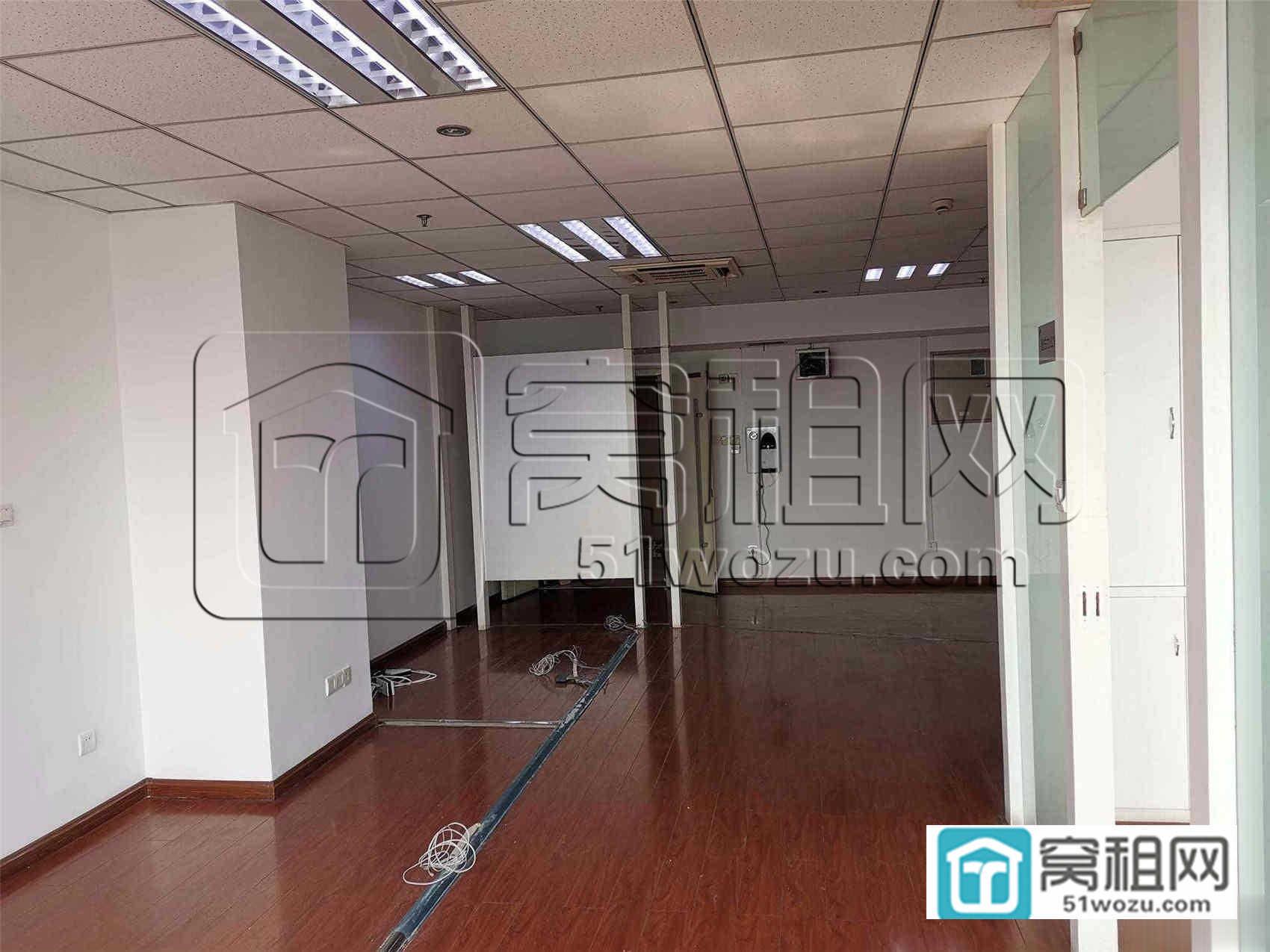 宁波汽车东站附近银晨国际1号楼135平米精装修办公室出租