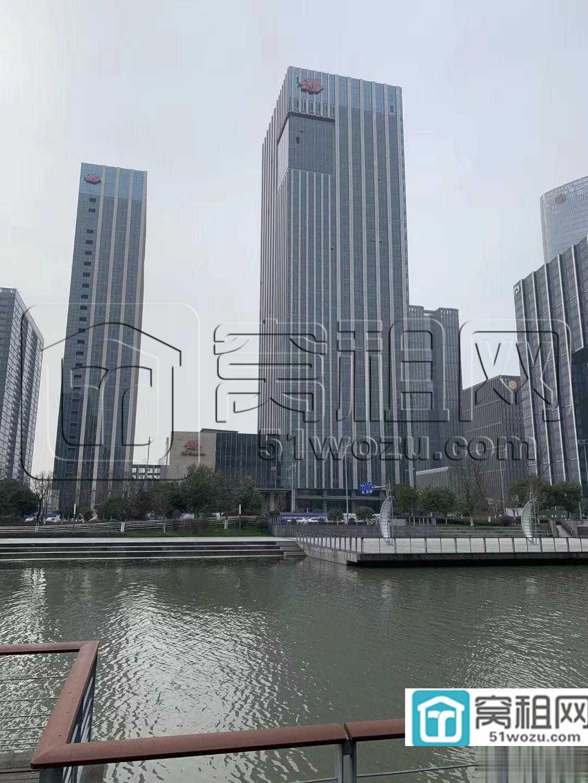世界中华宁波总商会总部大楼(紫荆汇)