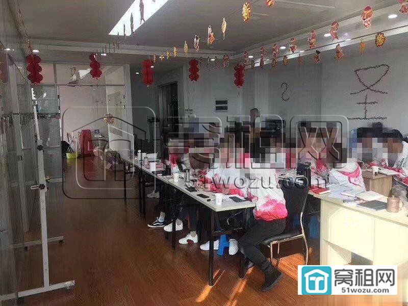 宁波东部新城环合中心1号楼181平米精装修办公室出租