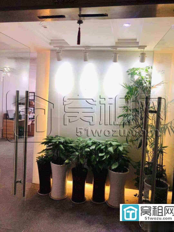 宁波华东城1号楼264平米精装修出租双面采光