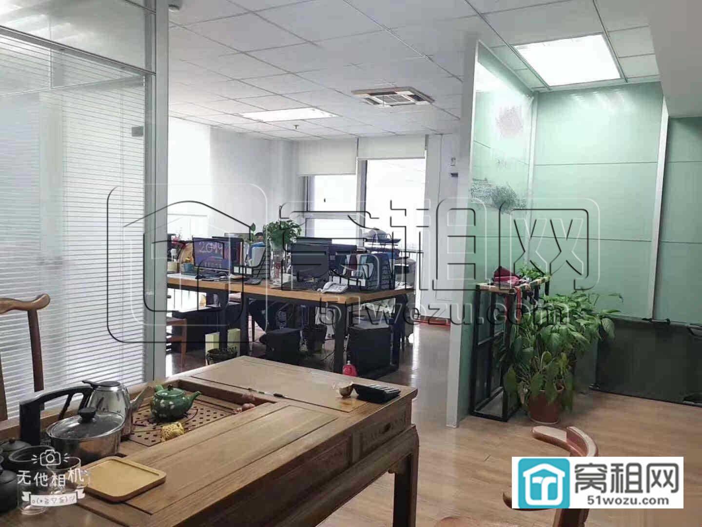 宁波银晨国际大厦86平米精装修采光好办公室出租