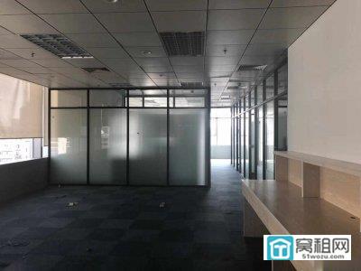 宁波5A甲级写字楼中信泰富广场东南朝向双开玻璃门出租
