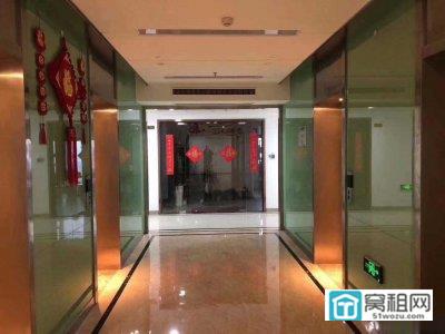 宁波雷蒙德旅游大厦电梯口208平米带家具出租