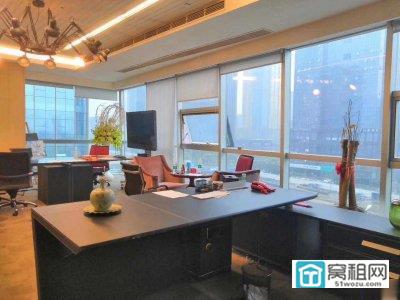 宁波罗蒙大厦169平米精装修办公室出租