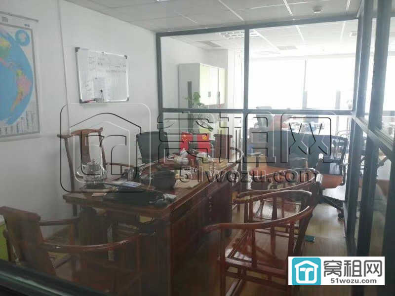宁波华宏第五大道173平米精装修办公室出租
