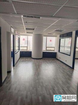 宁波天一地铁口158平米办公室出
