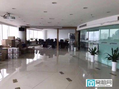 宁波中农信大厦330平精装办公室出租