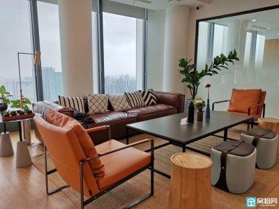 宁波中银大厦联合办公8人位置500