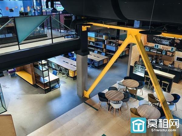 在宁波租赁联合办公空间与传统办公室有什么区别?