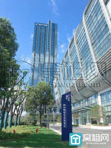 东部新城国际会展中心跨境电商集聚区招租