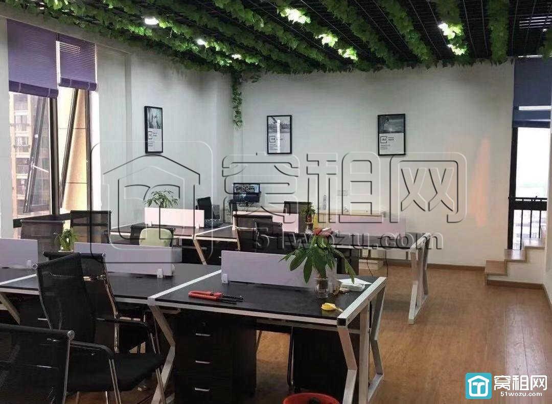 宁波银亿东都国际135平米写字楼精装修办公出租