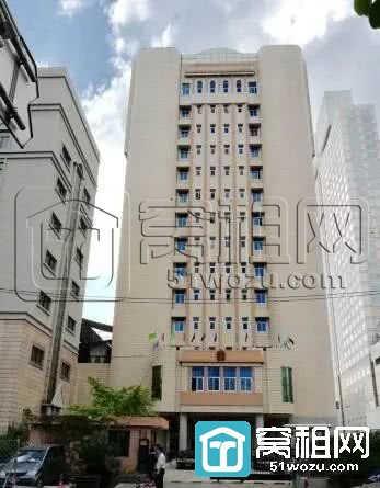 闲置了1年半 原江东区政府大楼派上了新用场
