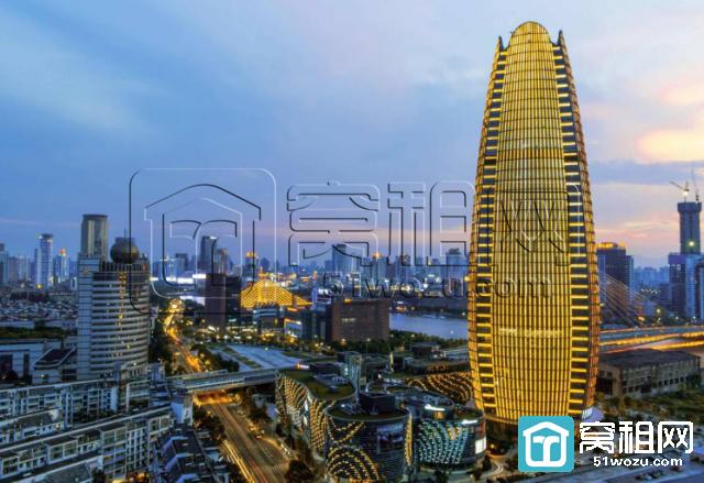 宁波耗资130亿建设409米摩天大楼