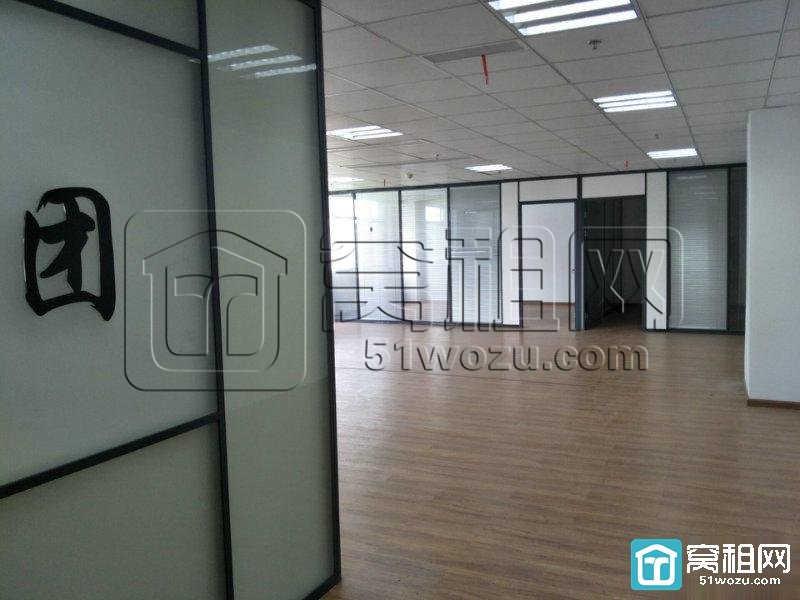宁波新府银座234平精装高得房率写字楼出租
