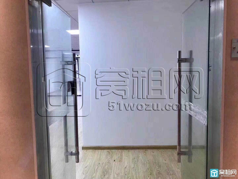 宁波南部商务区华茂总部一号160平 朝南全新精装写字楼出租