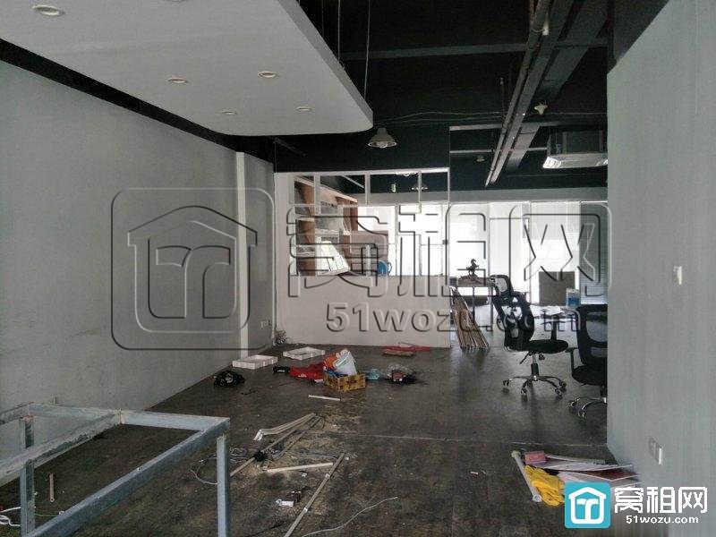 宁波客运中心对面段塘东路636号200平精装带隔间朝南出租