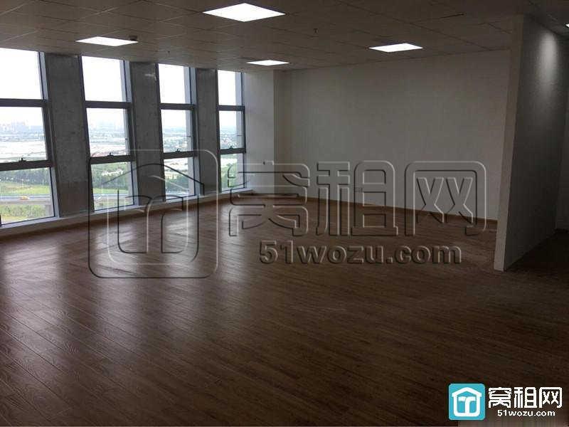 宁波江北区洪塘CBD燕华大厦150平精装双面采光出租