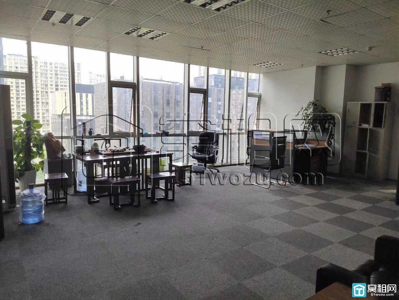 宁波东部新城安波路168号环合中心150平精装办公室出租