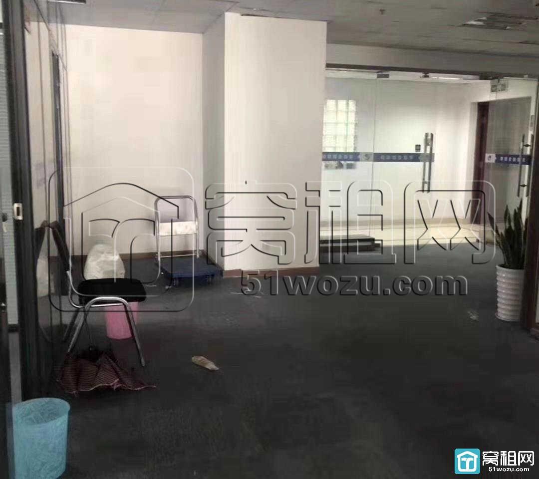 宁波市区写字楼天一豪景370平米办公室出租