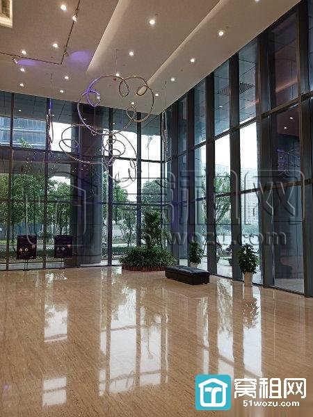 宁波中银大厦旁紫荆汇精装写字楼出租