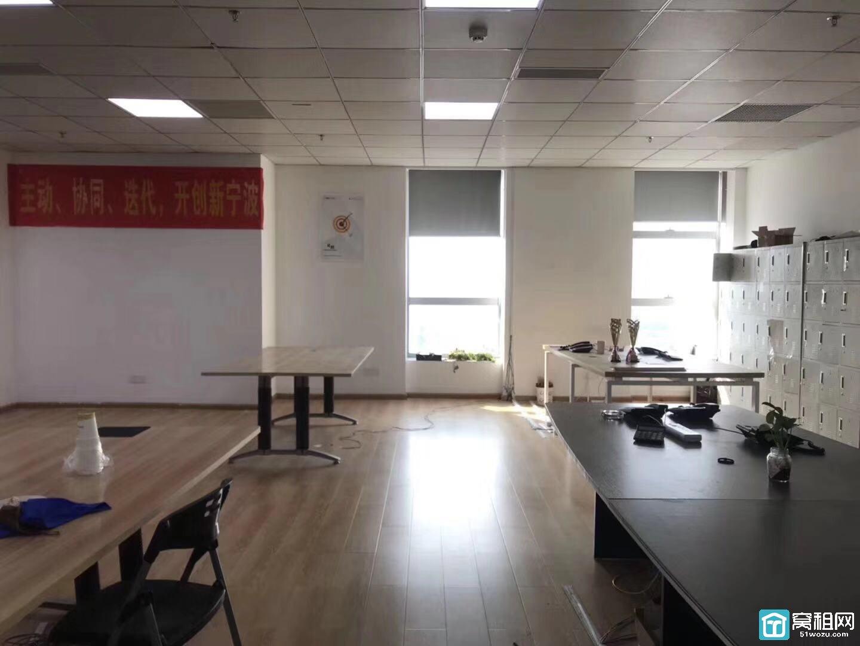 宁波鄞州万达广场附近慧和大厦275平办公室出租