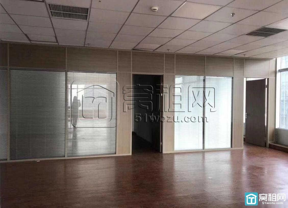 宁波微软大厦270平东南朝向写字楼出租