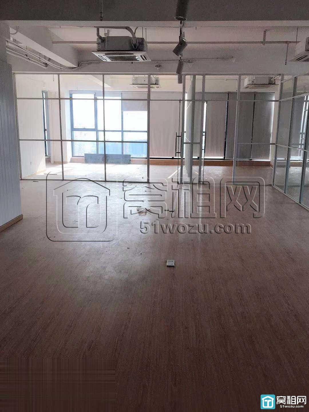 宁波江北区盛悦大厦252平精装双面采光价格含税招租