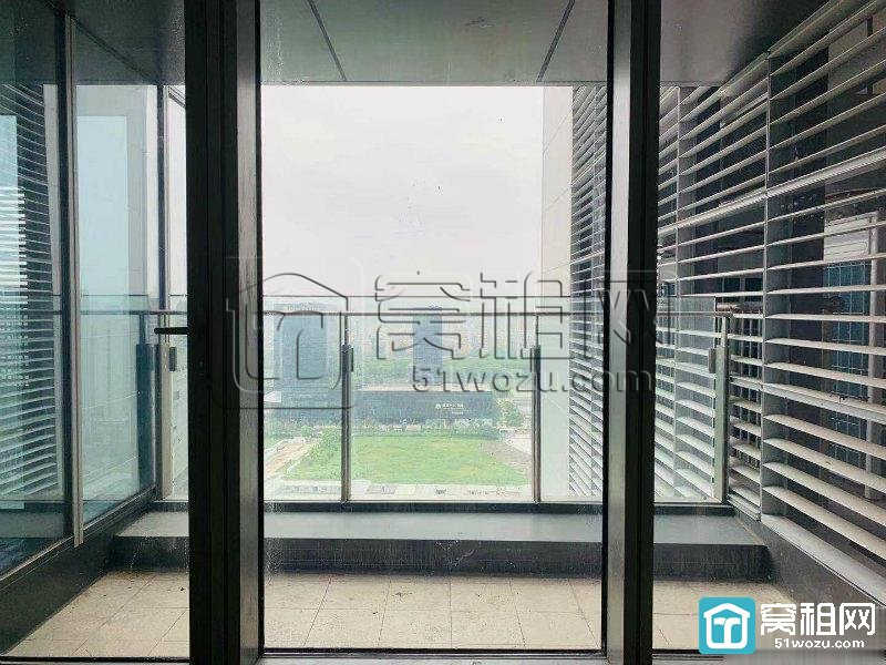 宁波宁兴国贸大厦2200平可分割白胚带空调写字楼出租