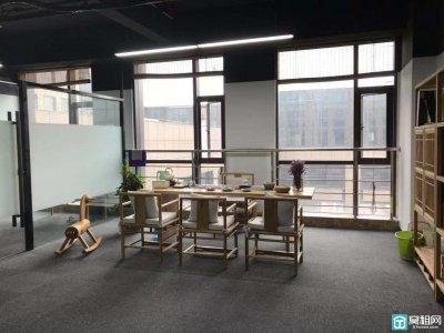 宁波鄞州区下应街道保险产业园93平米办公室精装修出租