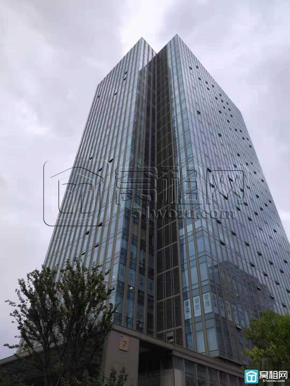 宁波深蓝大厦170平精装带家具房东直租