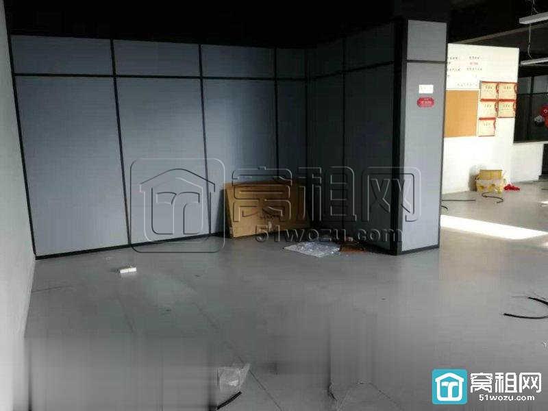 宁波高新区华商大厦370平精装修通上下水独立卫生间出租