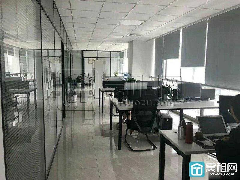 鄞州商务大厦340平方办公室出租