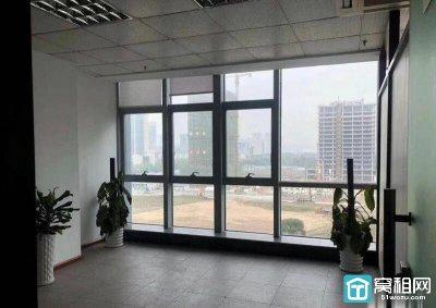 宁波南部商务区地铁口鸿安大厦280平