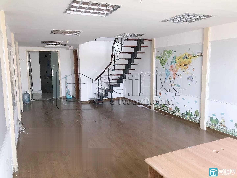 宁波万达广场附近麒麟大厦110平米写字楼出租