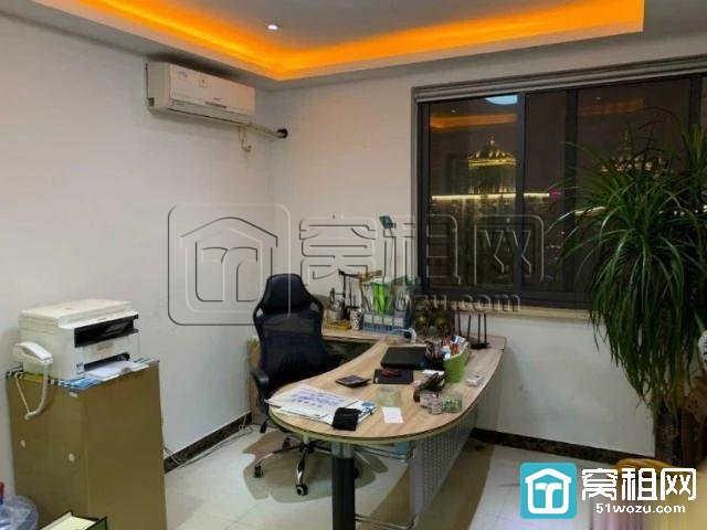宁波江北区槐树路黄金水岸写字楼200平米出租