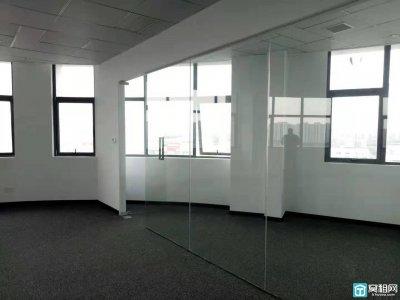 科创硅谷高楼层东南朝向精装410平可定制装修出租