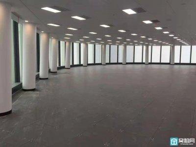 东部新城地标中银大厦宁波第一高楼整层2200平米出租