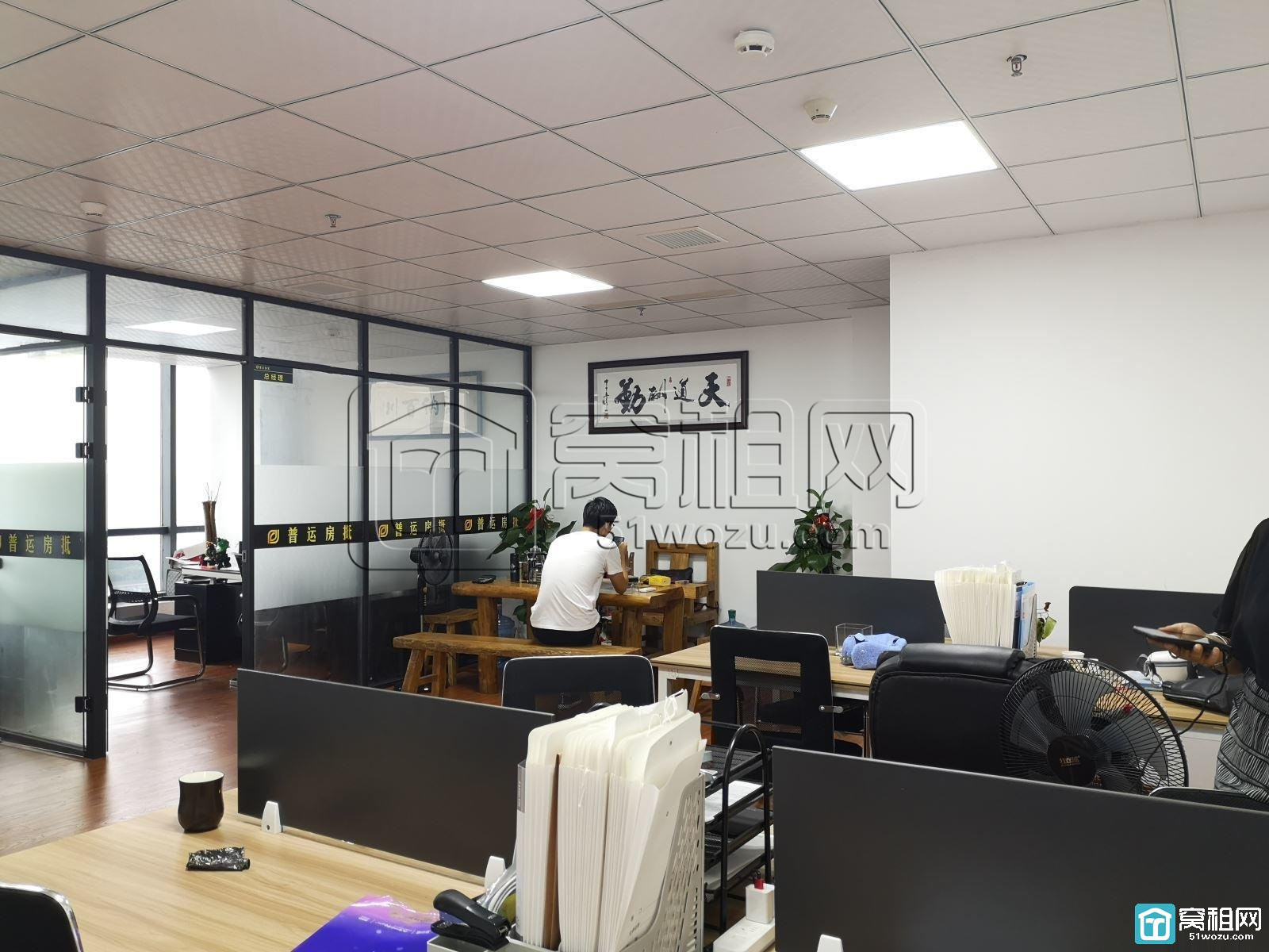 宁波和邦大厦附近汇华大厦145平米办公室出租
