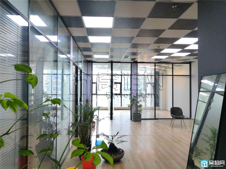 宁波欧洲华商大厦185平设计风格 朝南大落地窗