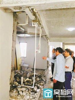 宁波江北最大安置房小区进入装修高峰期 业主进场实操盲点多