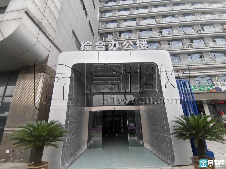 宁波江北区路林市场综合楼110平米办公室出租