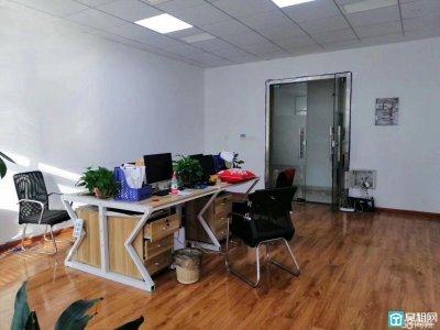 宁波大海大厦65平精装一隔间办公室出租