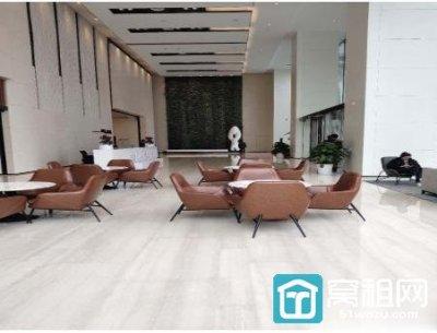 东部新城5A级高端写字楼宁波中心286平精装修出租