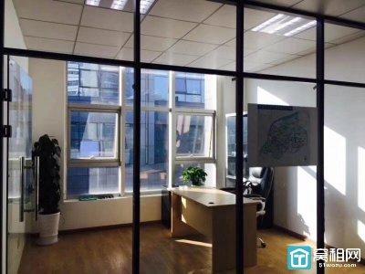 高新区华商大厦76平精装办公室出租