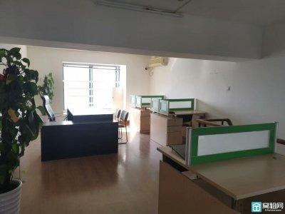 宁波妇儿医院附近柳汀星座65X2平精装 复试带家具 拎包办公