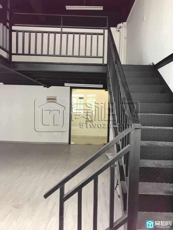 宁波高桥小学对面新青年创享中心办公室100平米出租适合教育培训